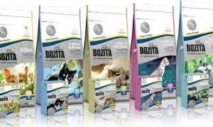 Корм для кошек Бозита (Bozita): описание, состав и виды в таблице