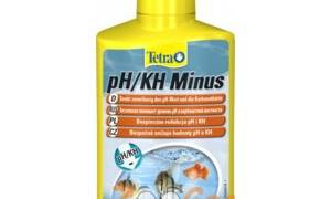 Tetra pH/KH Plus инструкция, отзывы
