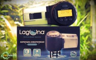 Обзор аквариумной автокормушки Laguna D500