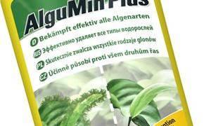 Tetra AlguMin Plus — Тетра Алгумин: отзывы и инструкция