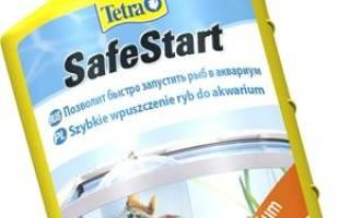 Tetra SafeStart (Тетра Сейф Старт): обзор, инструкция, отзывы