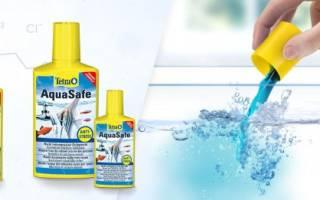 Tetra AquaSafe — Тетра АкваСейф: инструкция, отзывы, авторские рекомендации!
