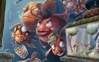 Чистильщики и санитары аквариума: рыбки, креветки, улитки избавляющие от водорослей