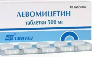 Левомицетин для лечения аквариумных рыб