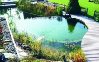 Озерцо, пруд в приусадебном саду и на даче!